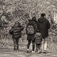 阿部一二三 父 母 妹 兄